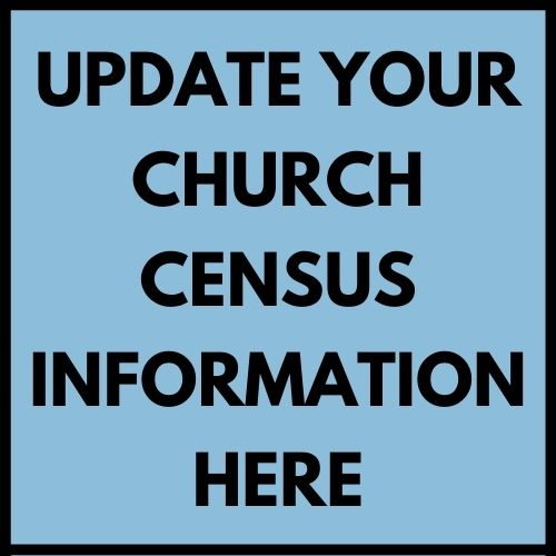 Update Your Church Census Listing