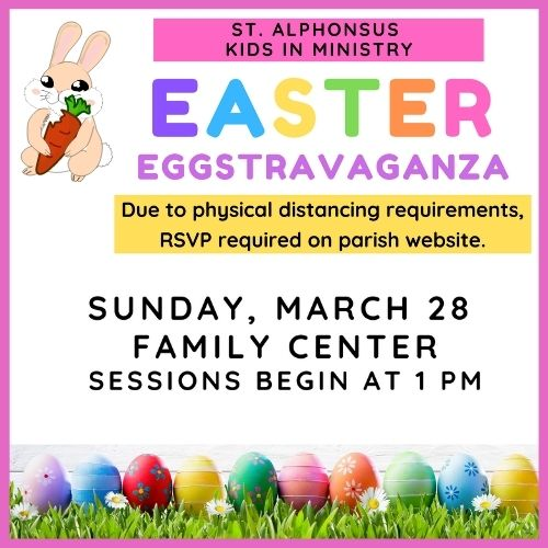 KIM Easter Sign-Up