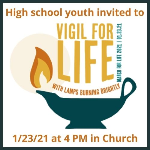 Youth Vigil for Life