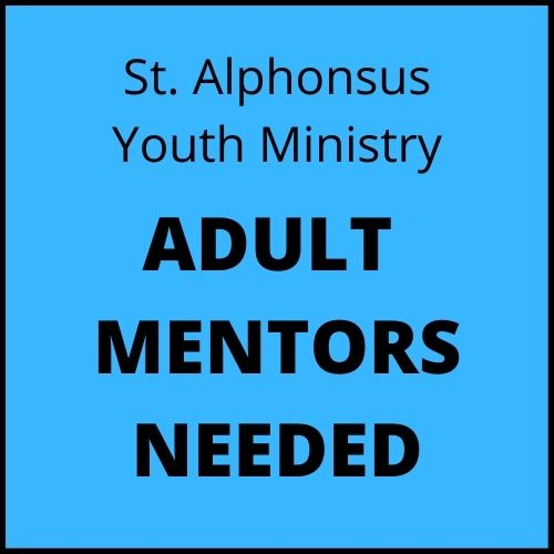 Adult Mentors Needed for Youth Groups